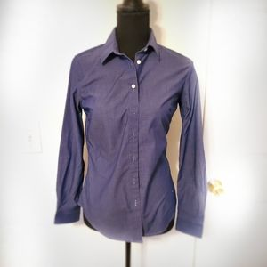 Banana Republic  size 6 button down shirt